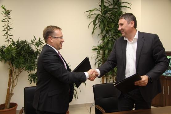 «Краслесинвест» и ФГБУ «Рослесинфорг» подписали соглашение о сотрудничестве