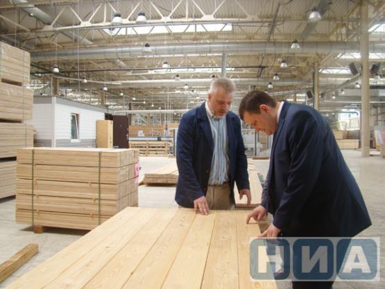 В Красноярске появился конкурент мировым производителям столярной плиты
