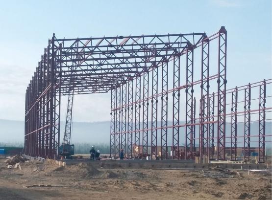 Пеллетный завод АО «Краслесинвест» будет запущен до конца 2018 года