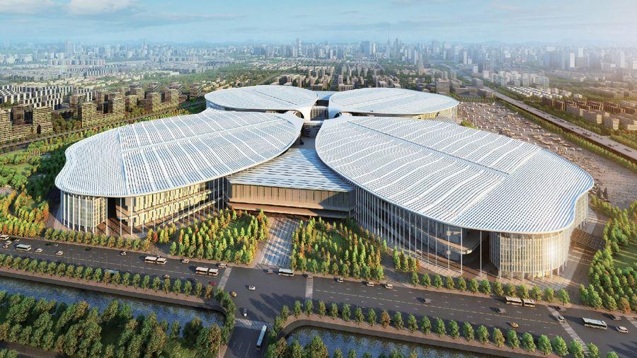 Краслесинвест примет участие в китайской международной выставке импортных товаров